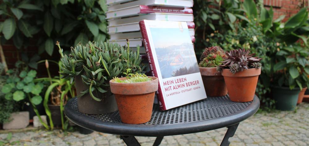 Die »Lebenserinnerungen« in der Neuausgabe »Mein Leben mit Alwin Berger« – Buchpräsentation.